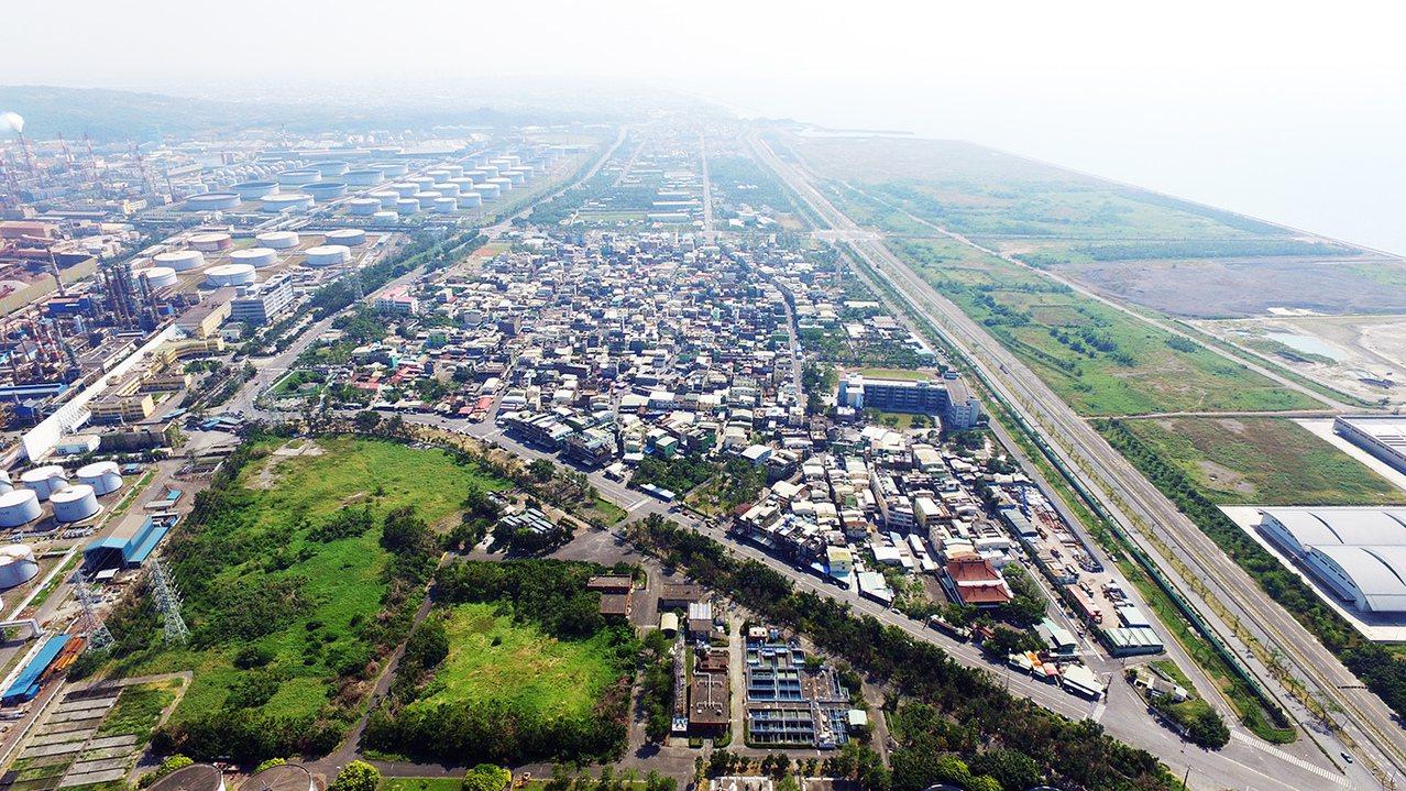 行政院宣布核定大林蒲遷村。圖/高雄市都發局提供