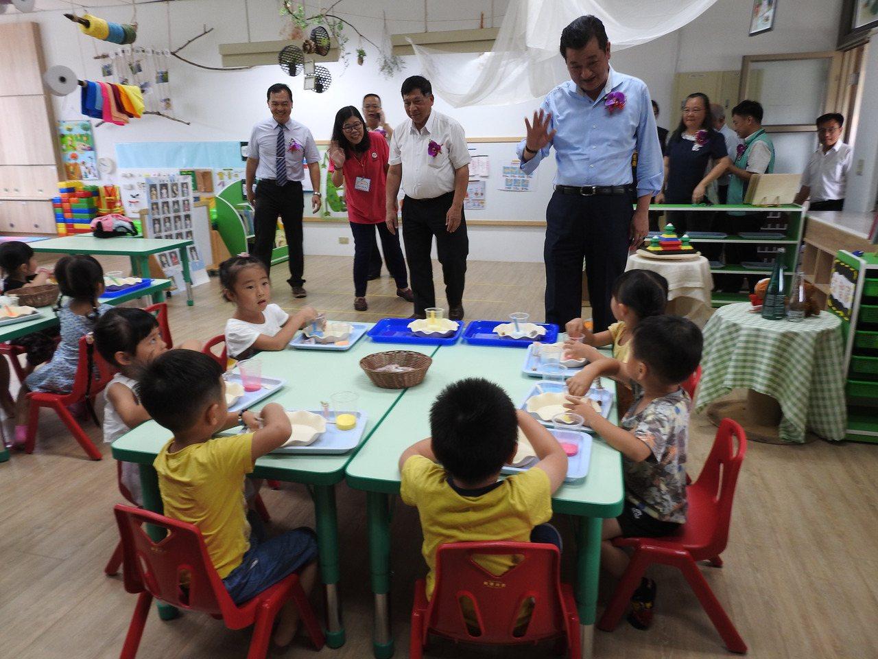 南投第4家非營利幼兒園揭牌 月費3500元還有名額