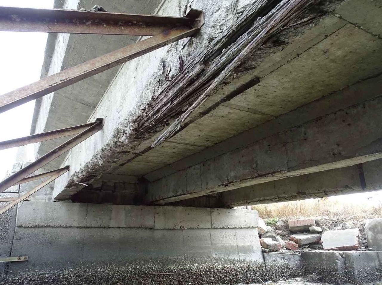 交通部今天公布馬上需要派修的橋梁,全台有39座仍在列管中,以雲林縣最多,包含今天...