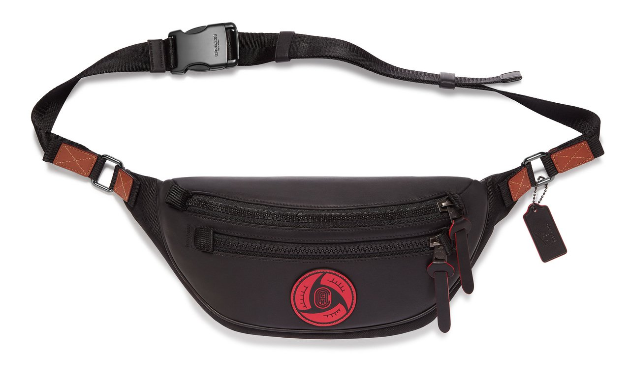 COACH X MBJ腰包,售價14,800元。圖/COACH提供