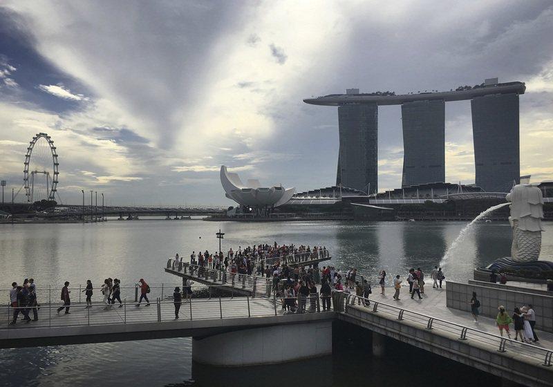 新加坡擠下美國,受WEF評選為2019年全球最有競爭力國家。美聯社