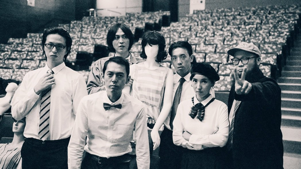 搖滾樂團「傷心欲絕」將推出新專輯「遜到簡直是個藝術品」。圖/相知提供