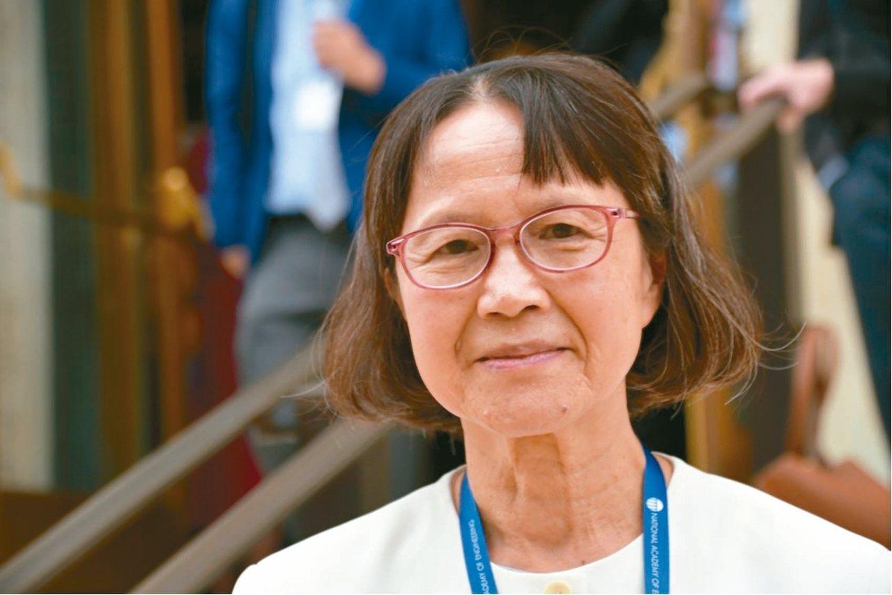 台北科技大學校友蕭美琛日前獲選為美國國家工程學院院士。 圖/台北科技大學提供