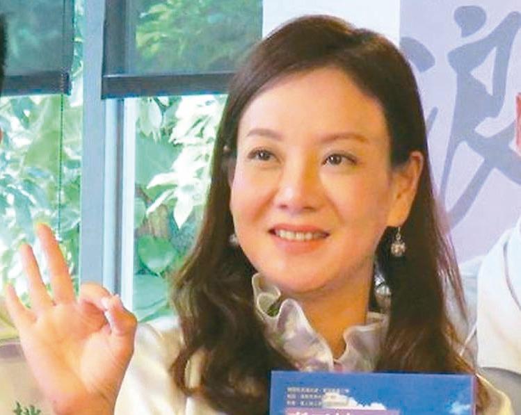 民進黨桃園市第五選區立委參選人蔣絜安。 記者張弘昌/攝影