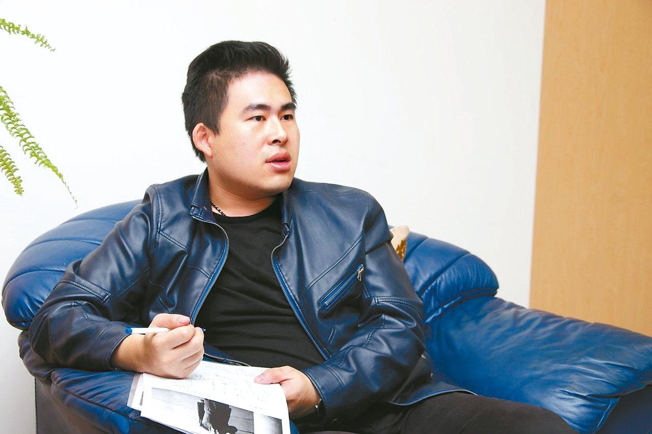 新黨發言人王炳忠有意投入中正、萬華立委選舉。 圖/聯合報系資料照片