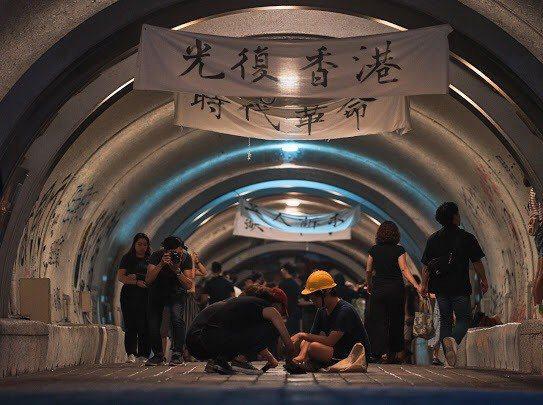 西子灣隧道連儂牆拆除 文化局:尊重言論也要保護文資
