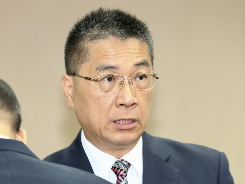 內政部長徐國勇。圖/聯合報系資料照片