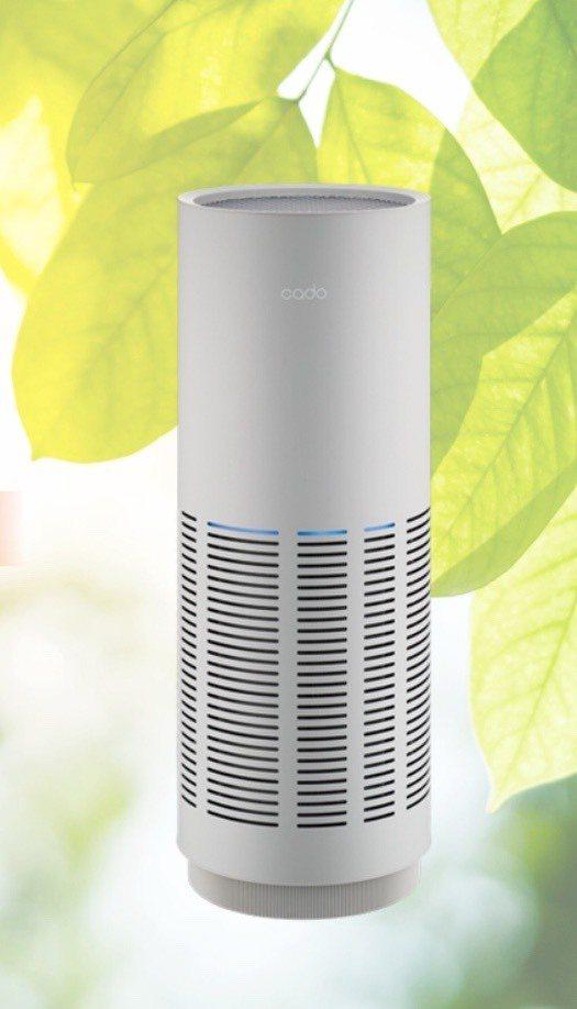 「LEAF 320i空氣清淨機」更是全方位進化,有效解決消費者惱人的空氣清潔問題...