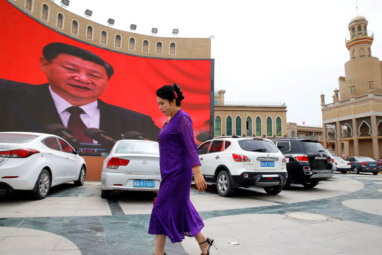 美國將中國新疆維吾爾自治區公安廳、新疆生產建設兵團公安局等機構列入出口管制實體清...