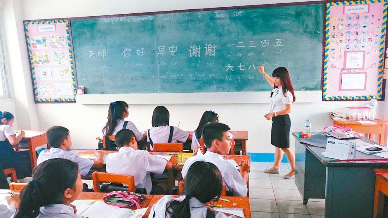 全球華語熱持續,教育部統計,去年有1837人報考教育部對外華語教學能力認證考試,...