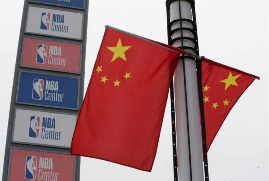 NBA事件延燒,央視、騰訊相繼宣布暫停轉播,不少中國球迷正私下找尋其它賽事直播管...