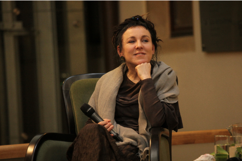 諾貝爾文學獎波蘭女作家 敘事魅力處處是驚奇