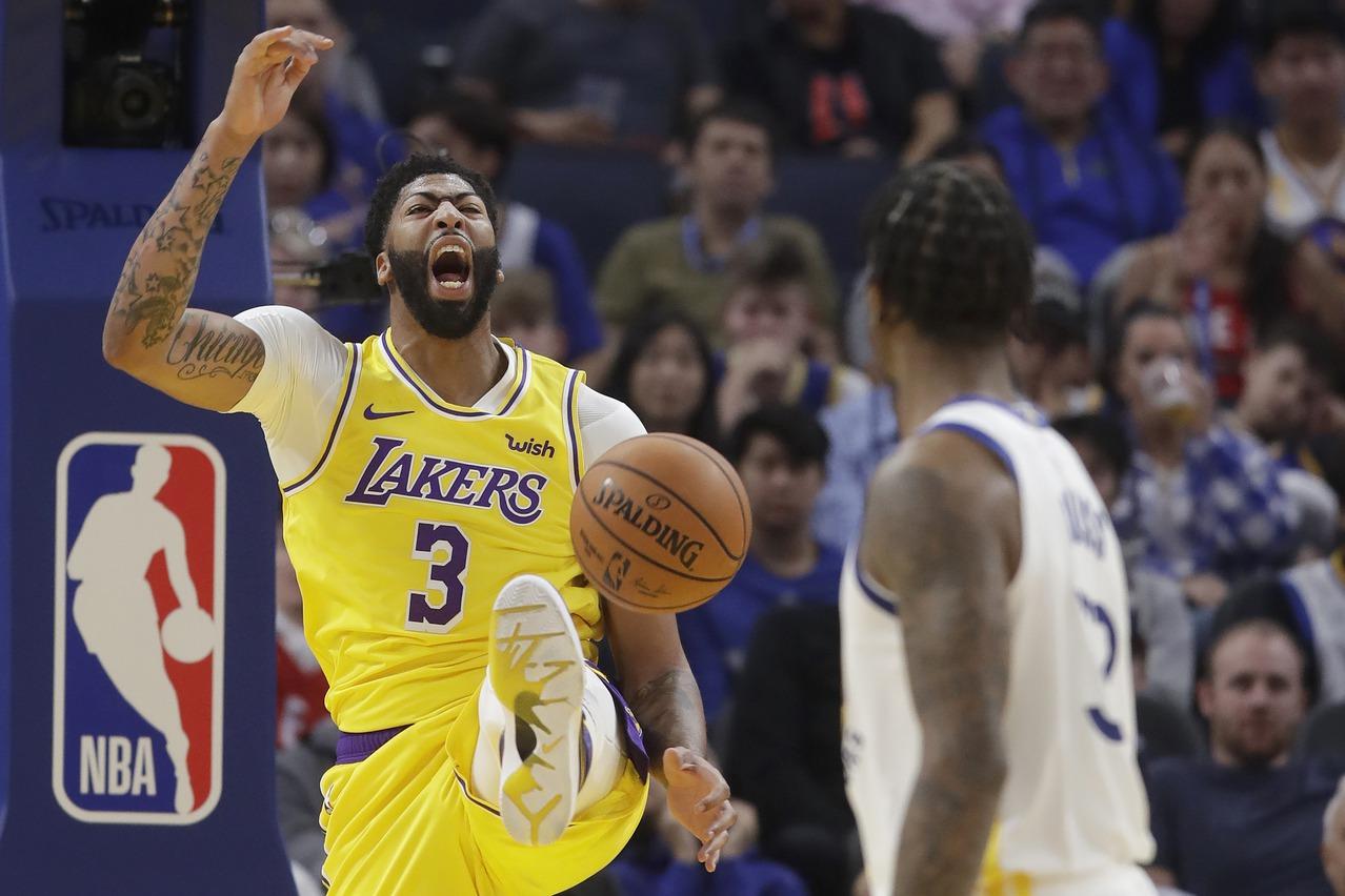 NBA/湖人總管熱線訊息不斷 戴維斯:根本追蹤狂女友