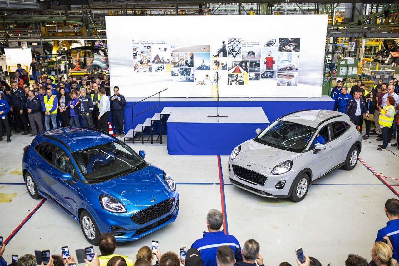 以休旅之身重生、品牌寄予重望 首批量產Ford Puma正式下線!