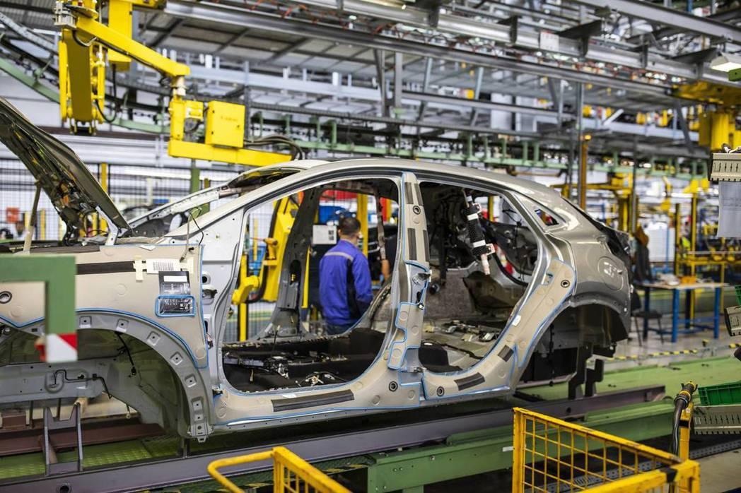 全新Ford Puma預計在明年一月開始交付。 摘自Ford