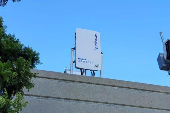 5G「毫米波」超容易被阻擋?前進高通總部Demo給你看