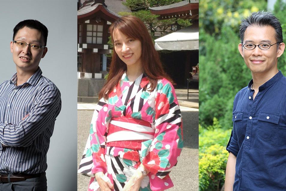 奈米、白蟻、中日文研究 興大3年輕學者獲吳大猷紀念獎