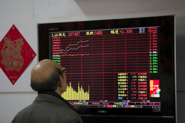 中美即將展開新一輪高級別經貿磋商,A股開市個別發展。(路透社資料照片)