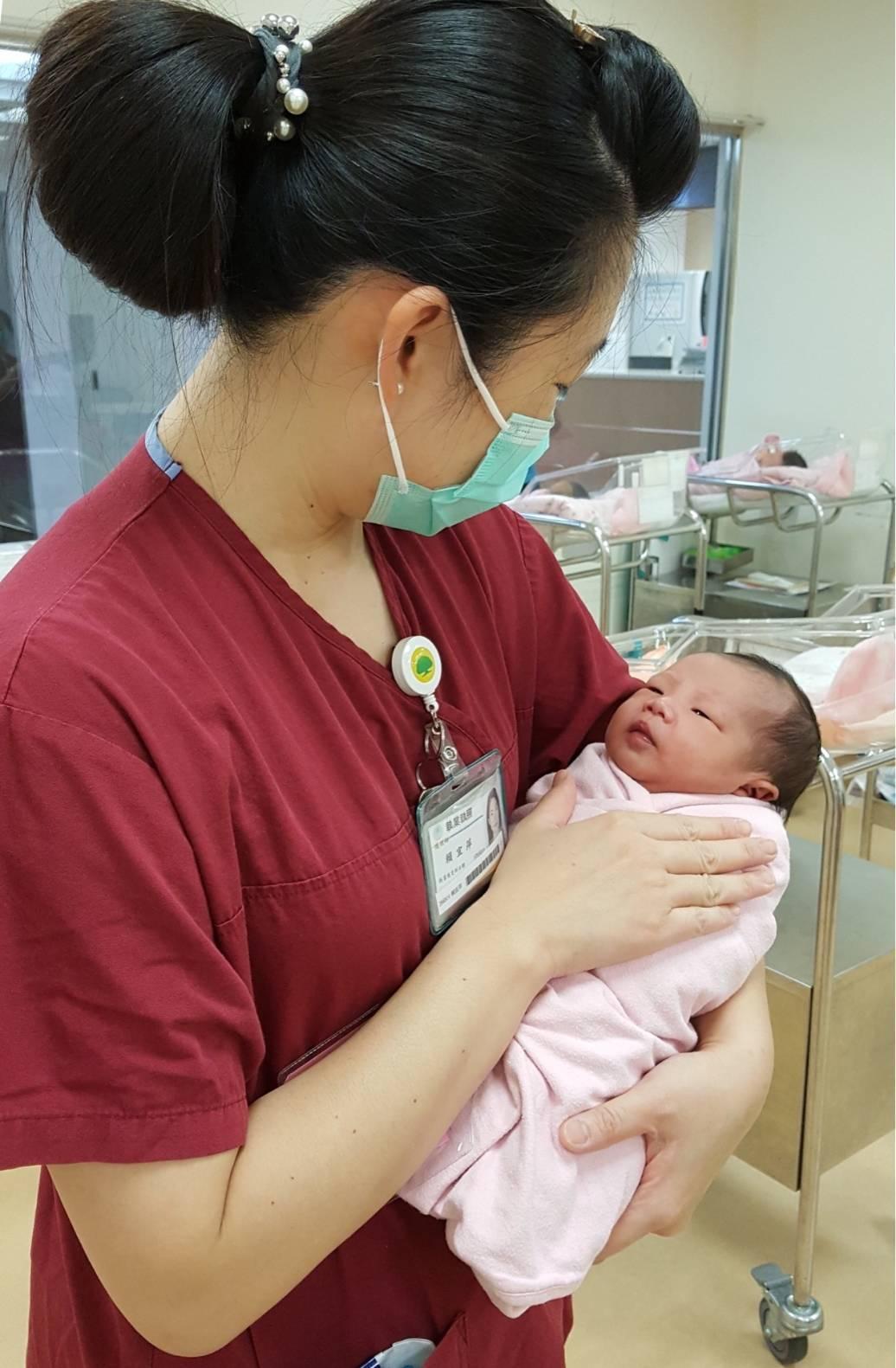 截至今天中午,新竹市共誕生15個國慶寶寶。圖/市府提供