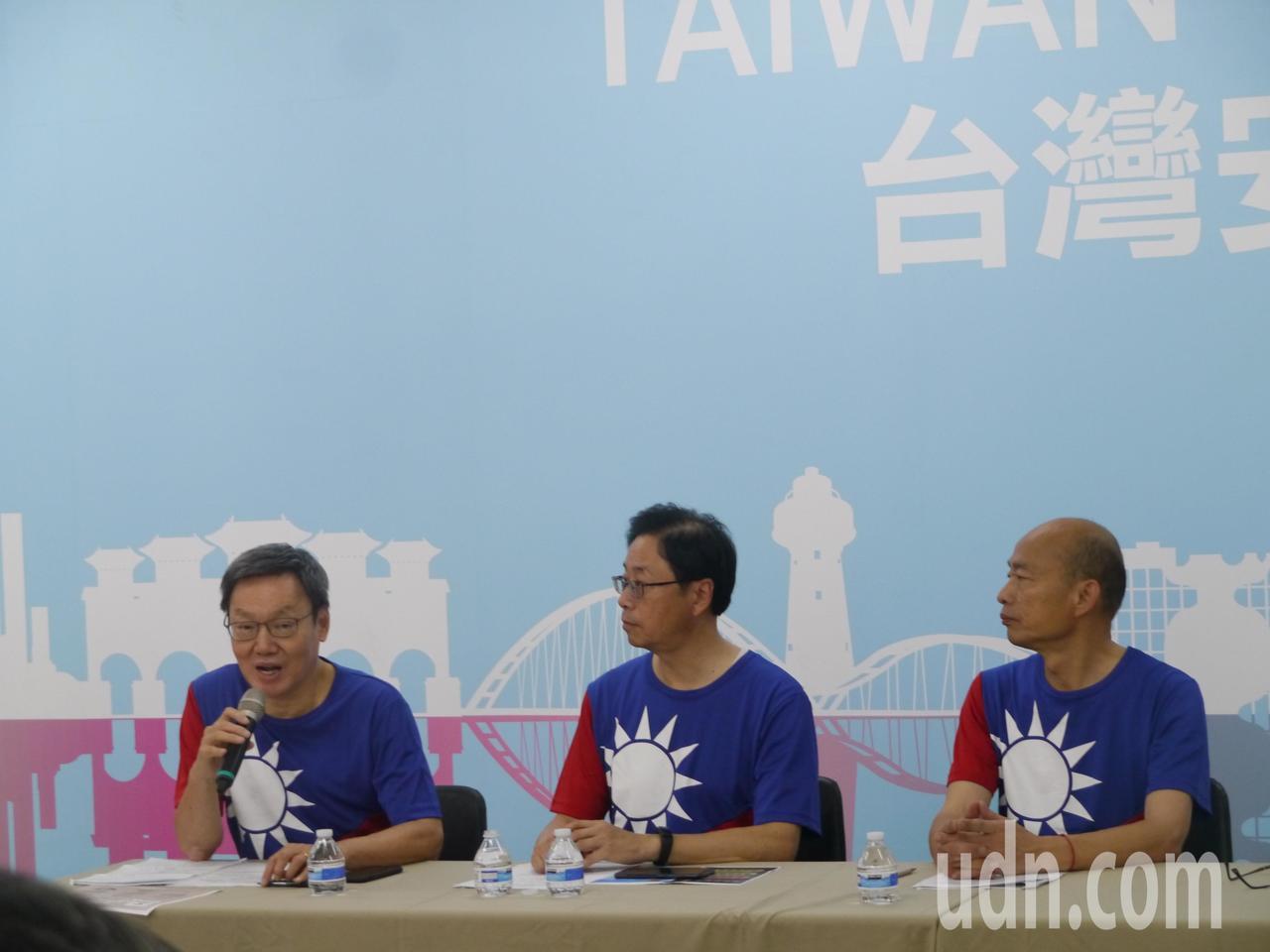 陸委會前主委蘇起強調,正港的九二共識不包含一國兩制。記者徐白櫻/攝影