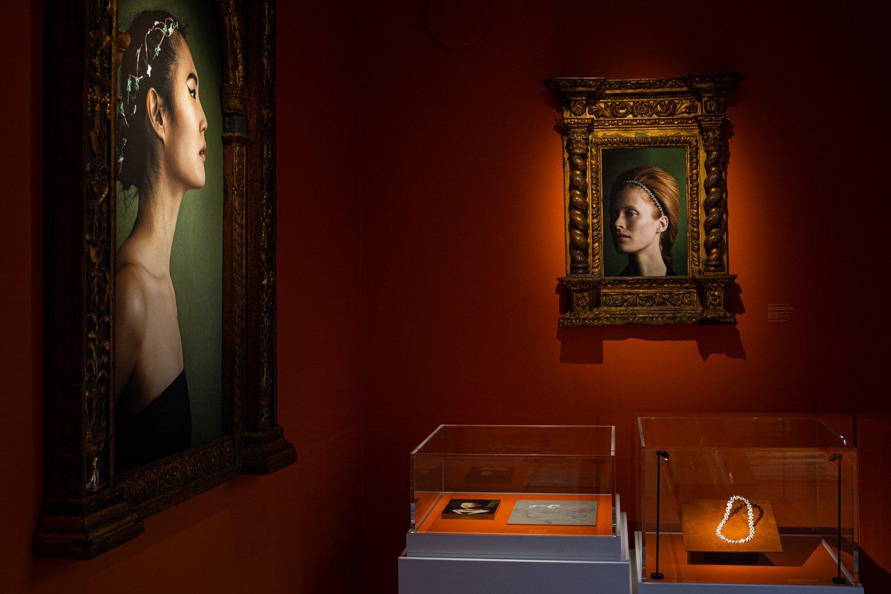 Chaumet的Autrement展覽串連了過去以及現在、藝術與時尚、歷史與趨勢...