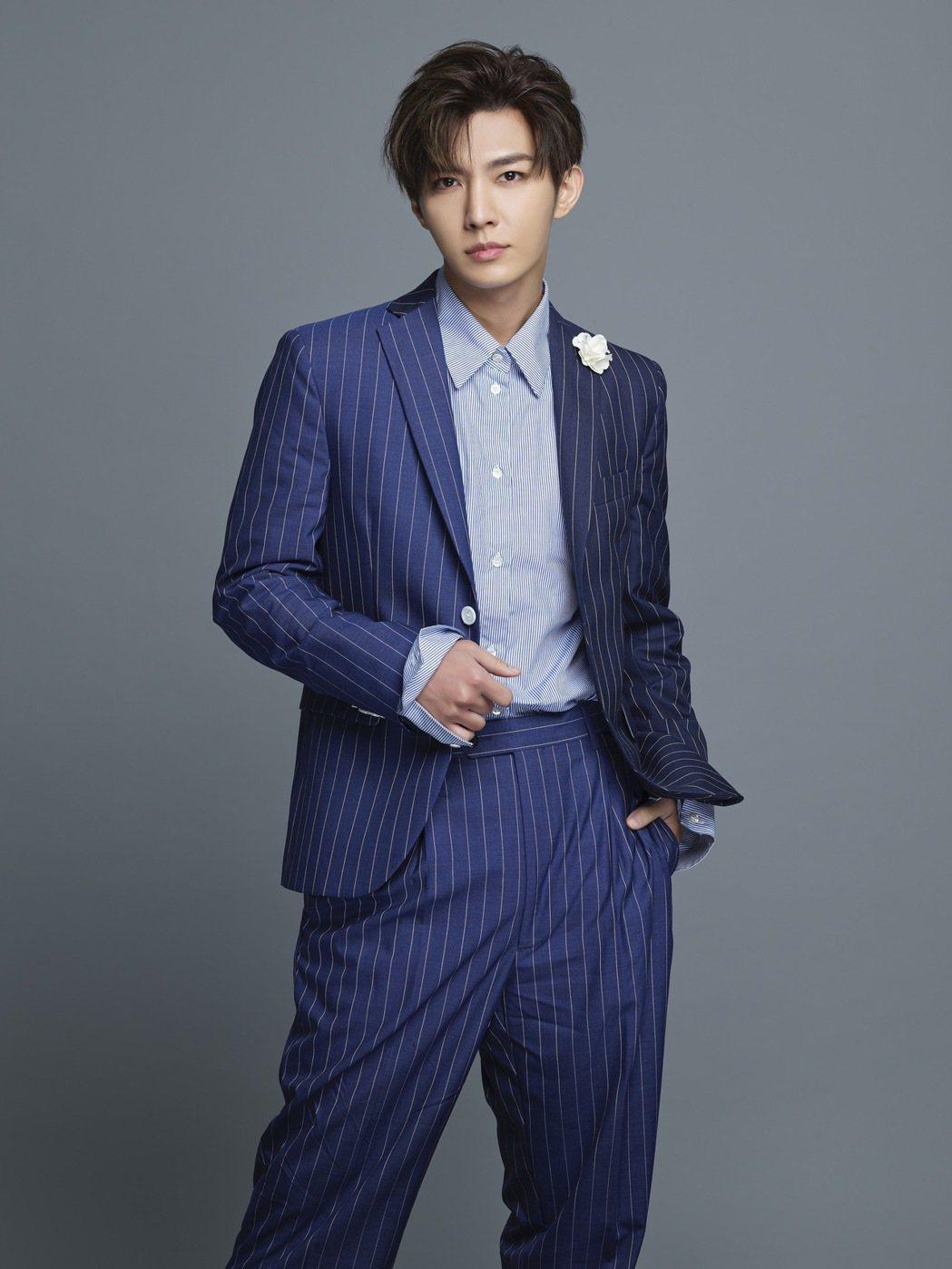 炎亞綸參加陸綜「演員請就位」。圖/WeTV提供