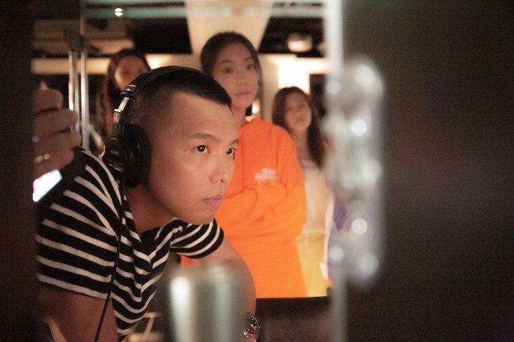 黃鴻升自導自演「Plan B」微電影,展現出他多方發展的野心。圖/TISSOT提...