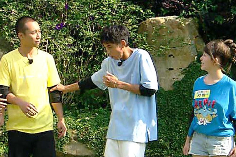 錄影差點吐出來 阿翔想認浩子當乾哥
