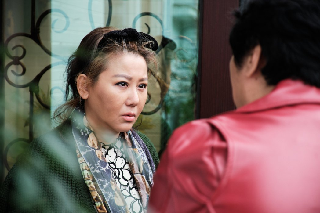 藍心湄和曹西平在戲中有不少對手戲,互動超自然。圖/拙八郎提供