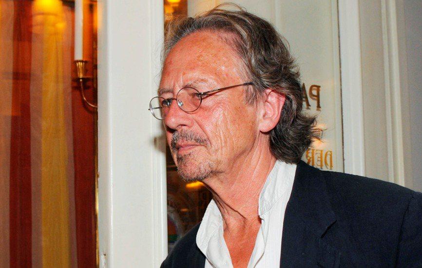 2019諾貝爾文學獎獎得主彼得.漢德克。美聯社