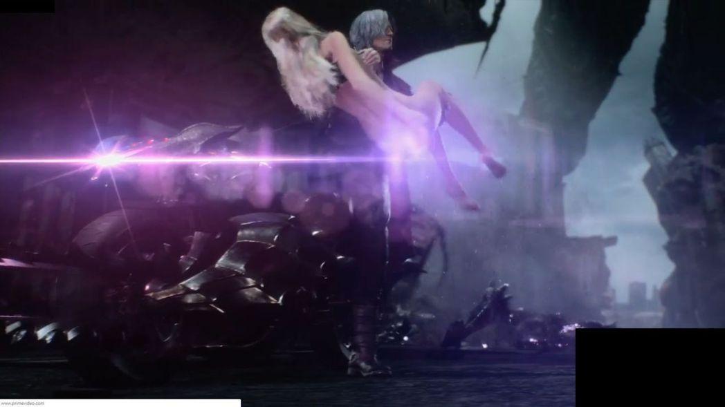《惡魔獵人V》PS4歐美版