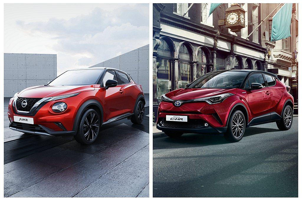 全新第二代Nissan Juke終於發表,市場依舊將歐洲地區列為主力。 圖/Ni...