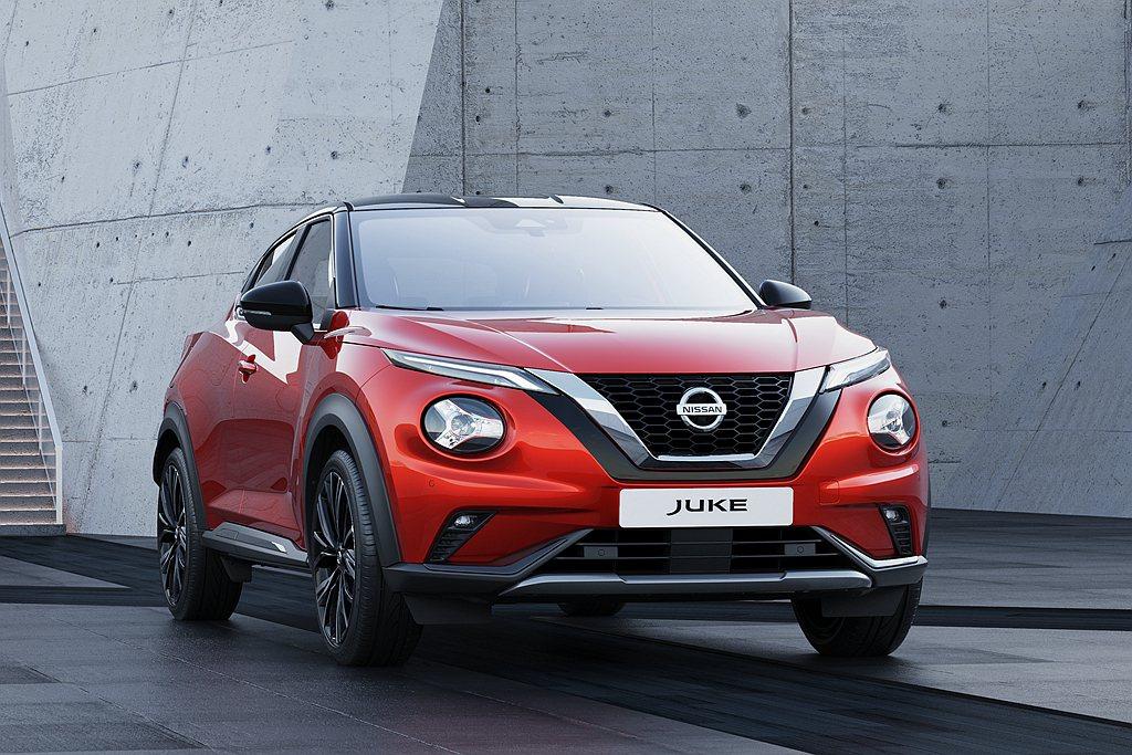 市場訴求不同,全新第二代Nissan Juke目前沒有重返美國的銷售計畫。 圖/...