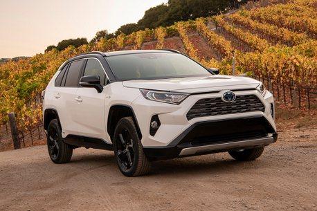 電池10年/24萬公里超長保固!Toyota再加強推廣旗下Hybrid新車