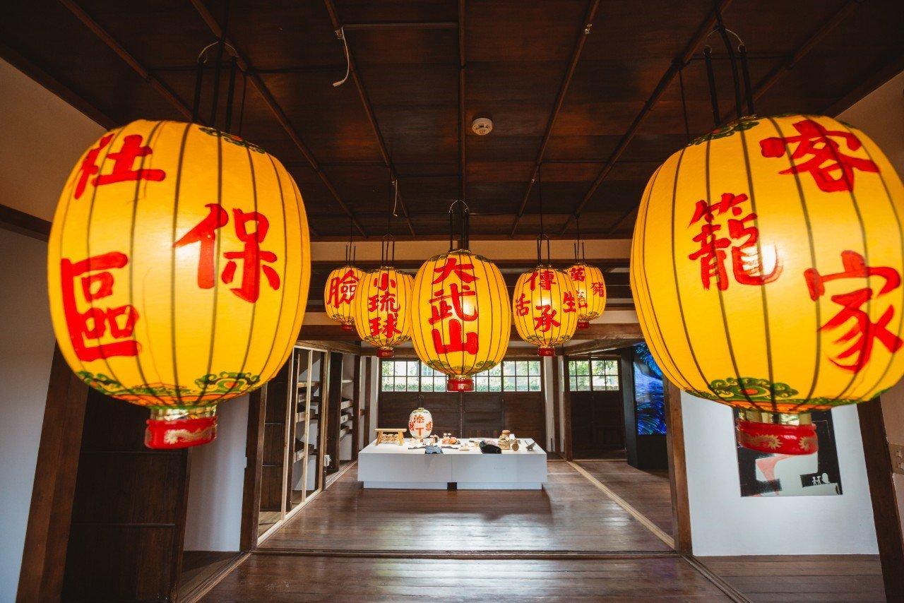 2019台灣設計展在屏東,勝利新村內設有展區。圖/屏東縣政府提供