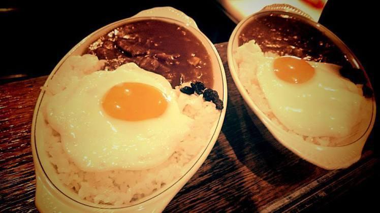 寅樂屋販售有兩種口味的咖喱。圖/擷取自寅樂屋 Torarakuya-Taipei...