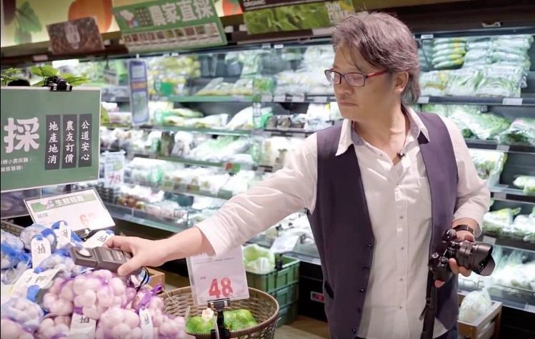 日本設計師西川隆在日本有「超市改造王」之稱,與全聯的合作始於2016年。圖╱全聯...