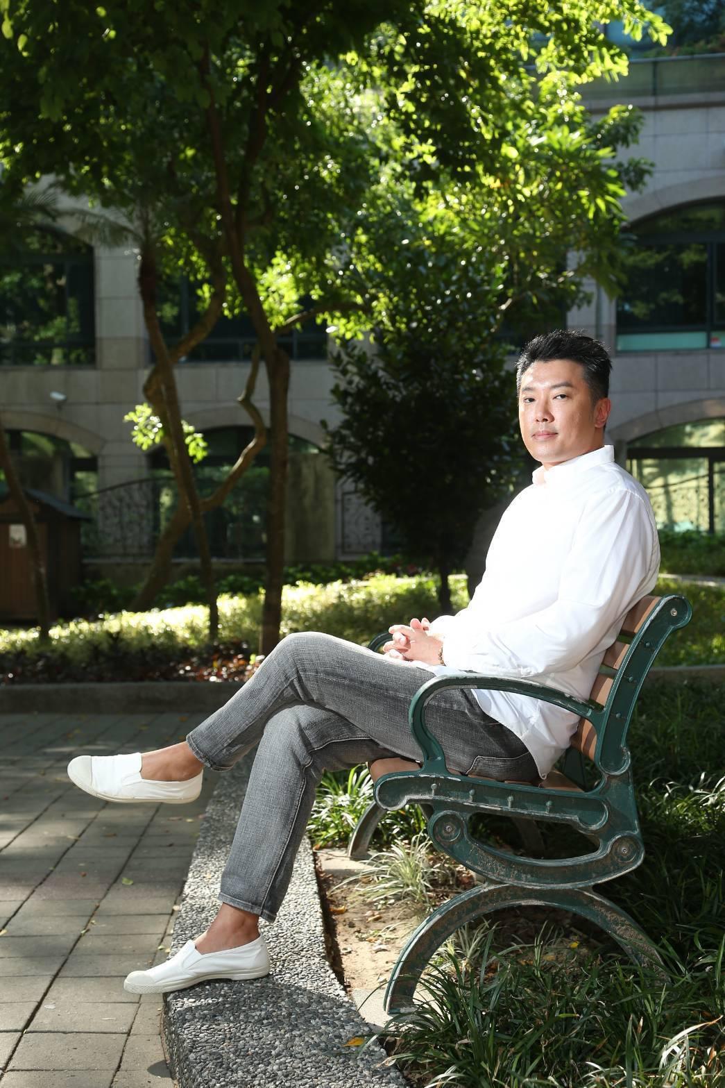 段鈞豪。記者陳立凱攝
