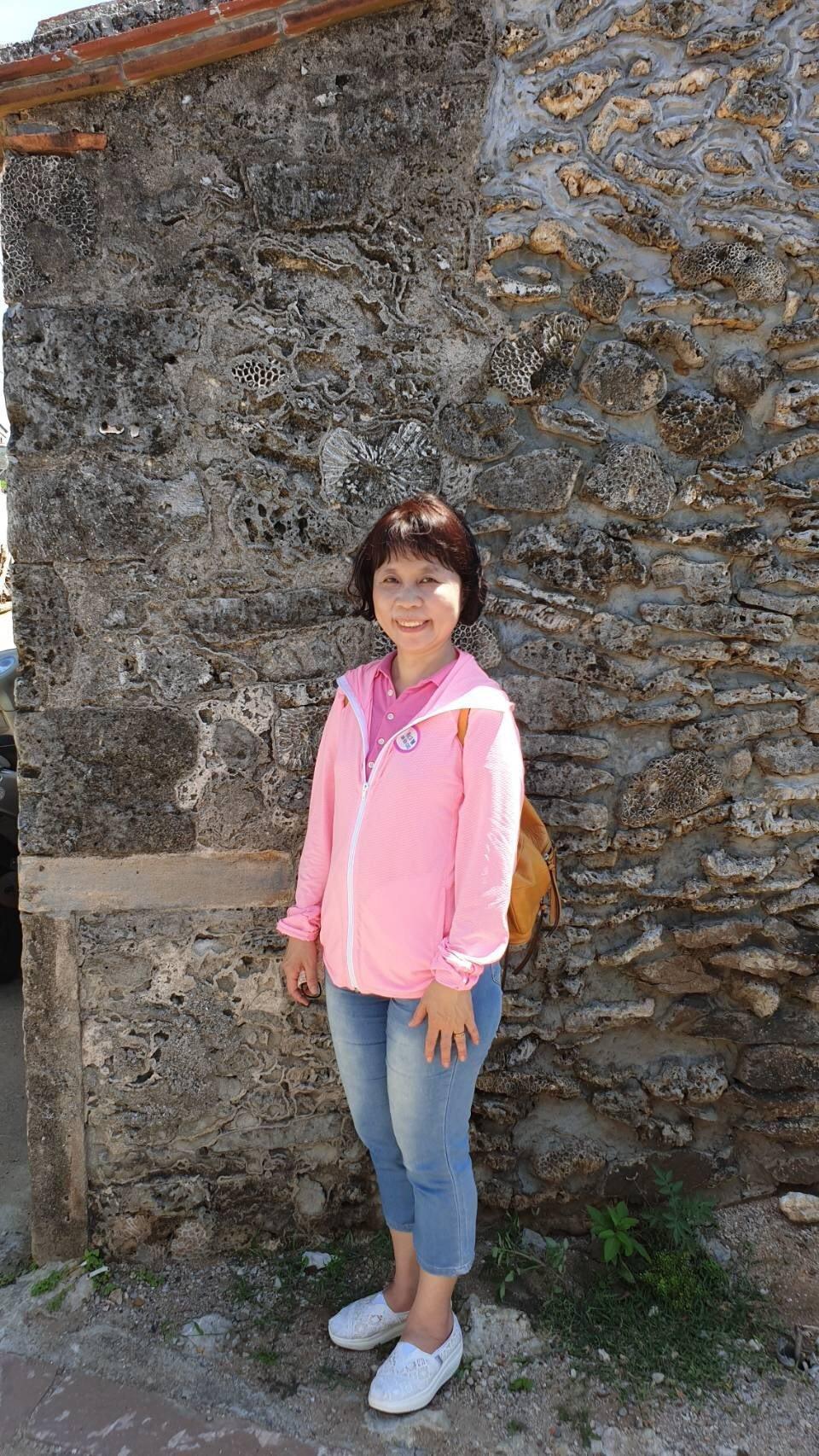 許瀞萓退休後日子閒得發慌,鼓起勇氣報考鐵路特考,一舉圓夢,她說這是人生中第一次為...
