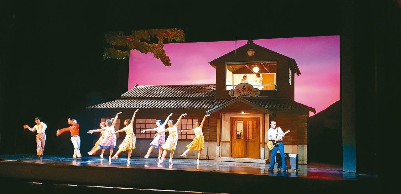 台灣近年最紅的音樂劇「再會吧北投」,動人故事配上一流歌舞,被認為有成為「定目劇」...
