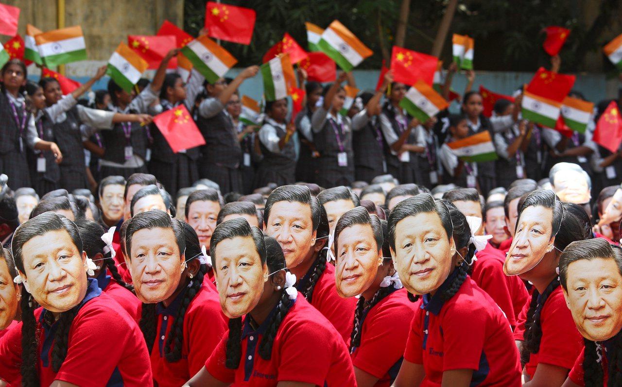 印度總理莫迪選擇在清奈及瑪瑪拉普蘭古鎮迎接中國客人有其深意。 路透社