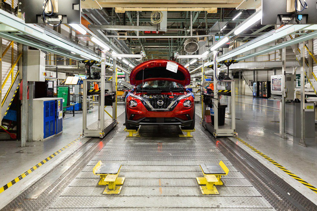 有約70%的Nissan Juke會從英國Sunderland工廠外銷至歐洲市場...