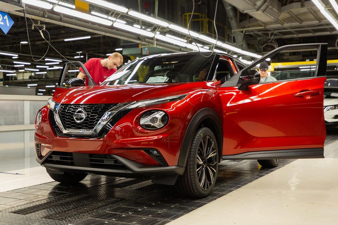 歐洲11月率先開賣 第二代Nissan Juke英國正式投產!