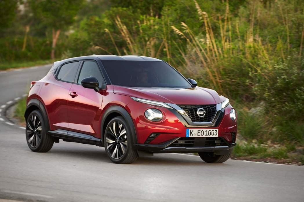 九月初才亮相的第二代Nissan Juke,十月就馬上進入投產! 摘自Nissa...