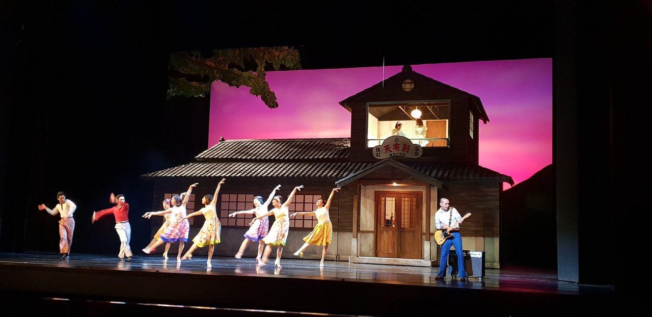 台灣表演藝術蓬勃發展,卻缺乏專門獎項肯定。記者陳宛茜/攝影