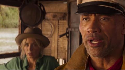 迪士尼樂園最受歡迎的人氣遊樂設施「森林河流之旅」首度改編成電影,將在明年暑假搬上大銀幕了!新片「叢林奇航」(JUNGLE CRUISE)邀請到好萊塢動作巨星巨石強森(Dwayne Johnson),...