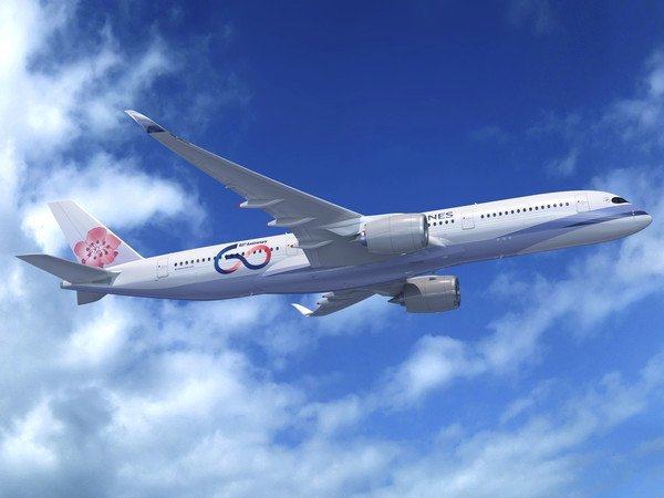 華航明天有4個台日航班延後起飛。圖/華航提供