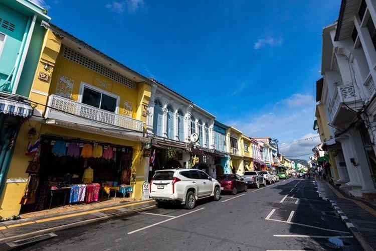 普吉島擁有豐富的文化。圖/泰國觀光局提供