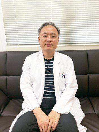 葉俊男林口長庚醫院一般外科主任 圖╱葉俊男提供