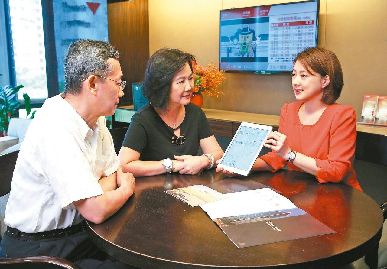 專家指出,退休理財規畫年輕就該開始。圖/聯合報系資料照片